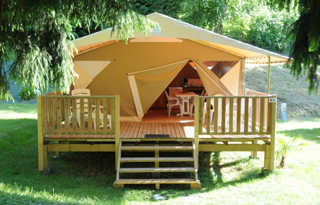 Camping coup de coeur