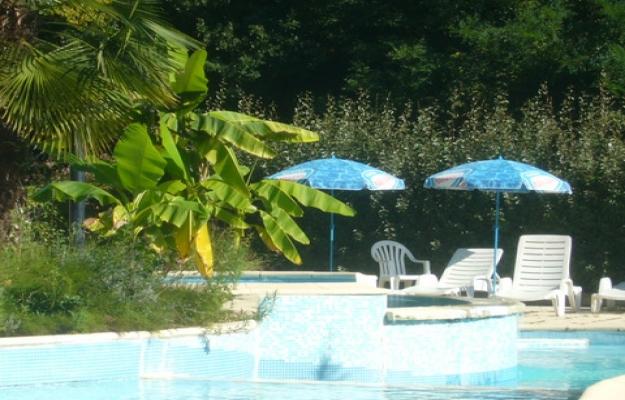 Ce camping est en vente dans la vallée de la Dordogne.