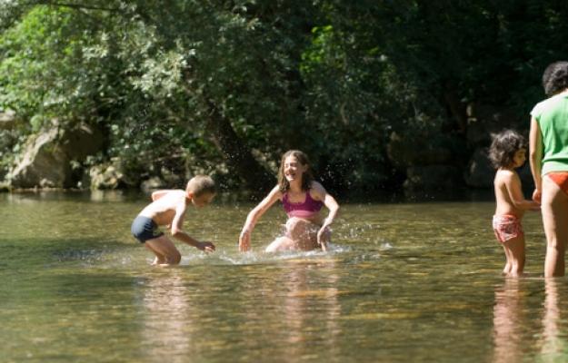 Occitanie, Camping à vendre dans un cadre enchanteur