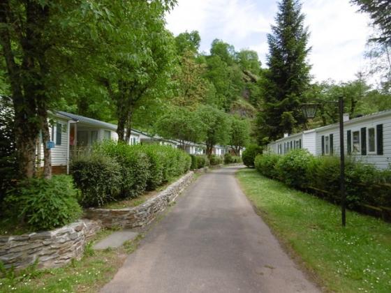 camping vert à vendre en Aveyron