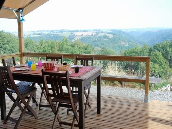 Camping à vendre Midi Pyrénées Aveyron Joli petit terrain de camping