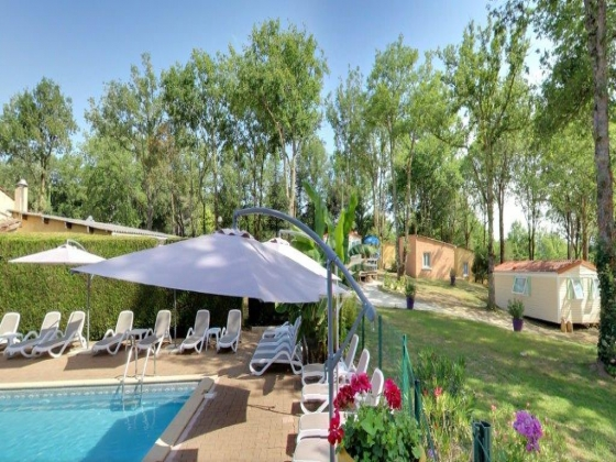 Camping Village-club en Occitanie