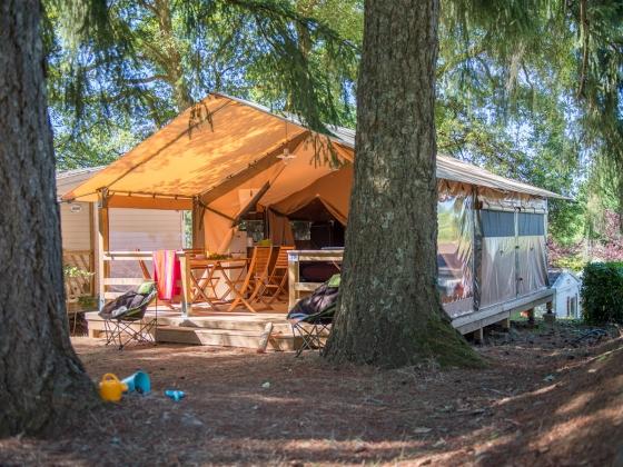Très beau camping à vendre en Occitanie