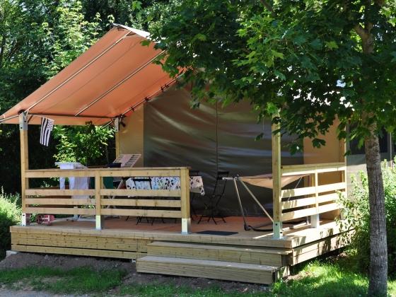 Un très beau camping à vendre